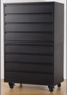Dvd File Cabinets For Archival Surveillance Imaging And